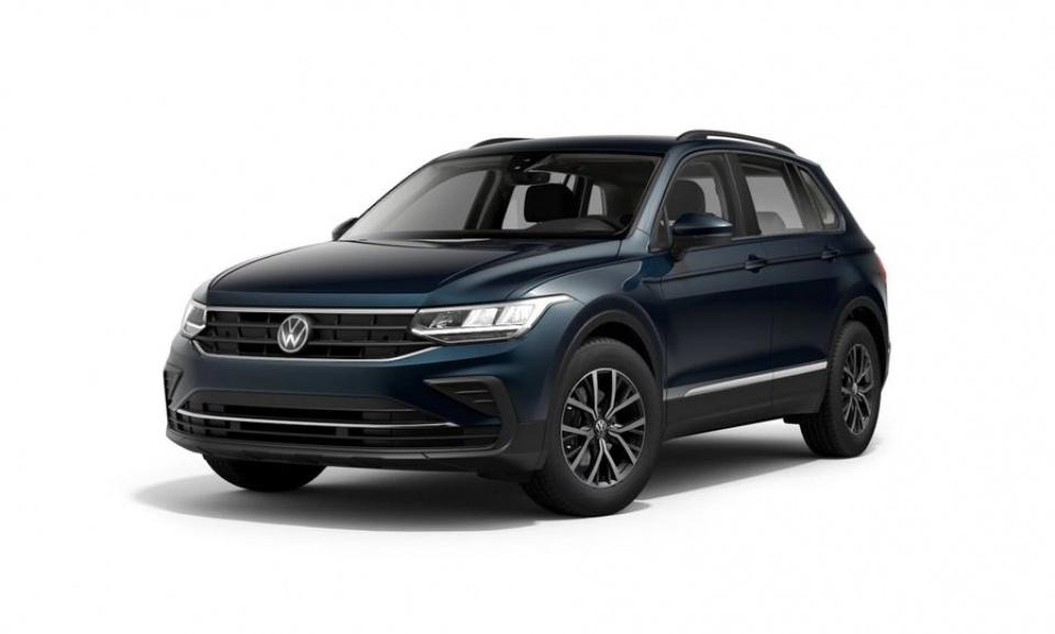 Volkswagen Tiguan, 1,5l benzīns, 150Zs, automātiskā DSG