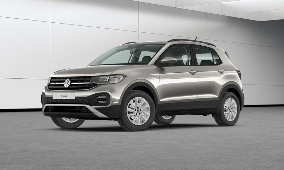 Volkswagen T-Cross, 1l benzīns, 110 Zs, automātiskā DSG