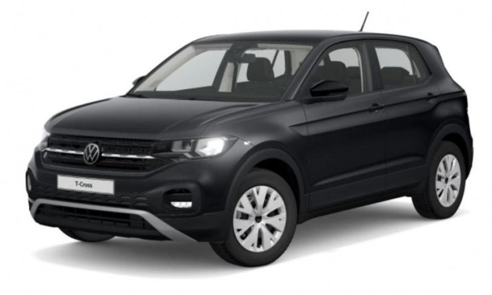 Volkswagen T-Cross, 1l benzīns, 95 Zs, manuālā, 5 ātrumi