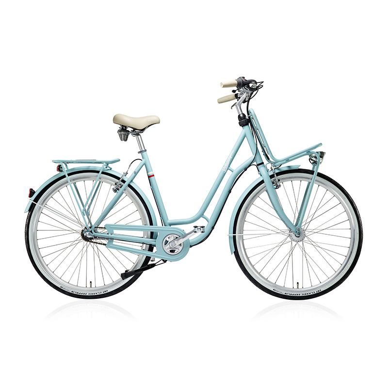 Sieviešu retro velosipēds